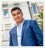 Tulane University Materials Physics and Engineering Scientist Michael Naguib